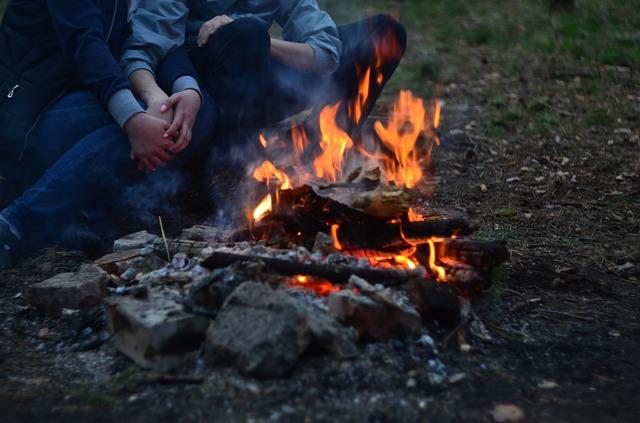 Oheň v přírodě? Kde, jak a kdy ne